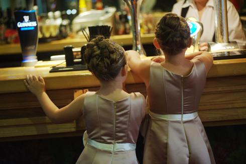Children wedding photography Merseyside