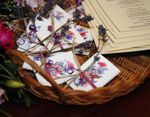 Flower buttonholes
