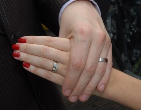 marriage wedding rings image