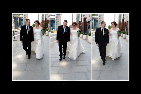 Old Hall Street wedding
