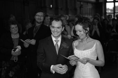 Happy couple wedding photographer