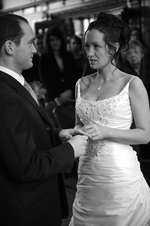 Black and white wedding photography expert