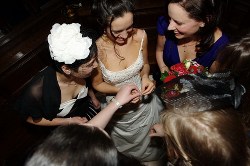 Wedding girlfriends
