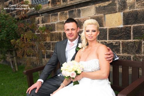 Contemporary wedding photographer specialising in creative wedding reportage photography