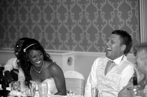 Speeches Yorkshire wedding