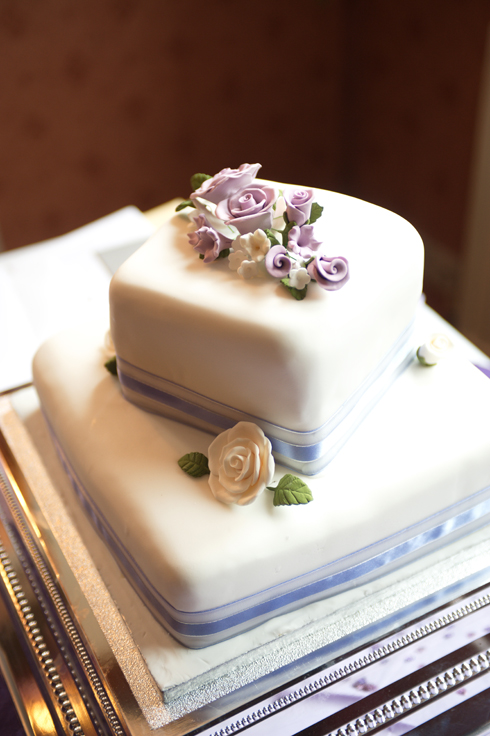 Wedding cake photography