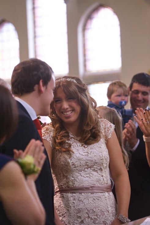 Creative, bespoke, natural wedding photography