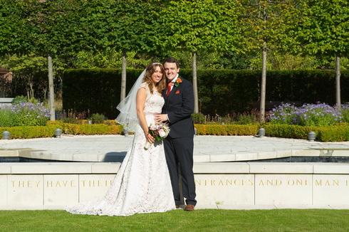 beautiful wedding portraiture