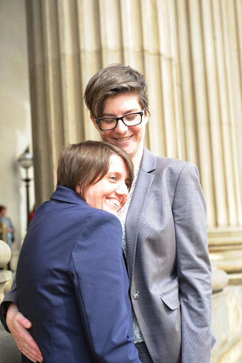 gay friendly wedding photographer Liverpool