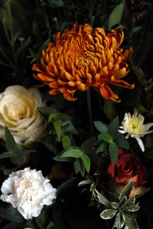 wedding photography of beautiful flowers
